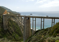 Bixby Bridge - Monterey, California